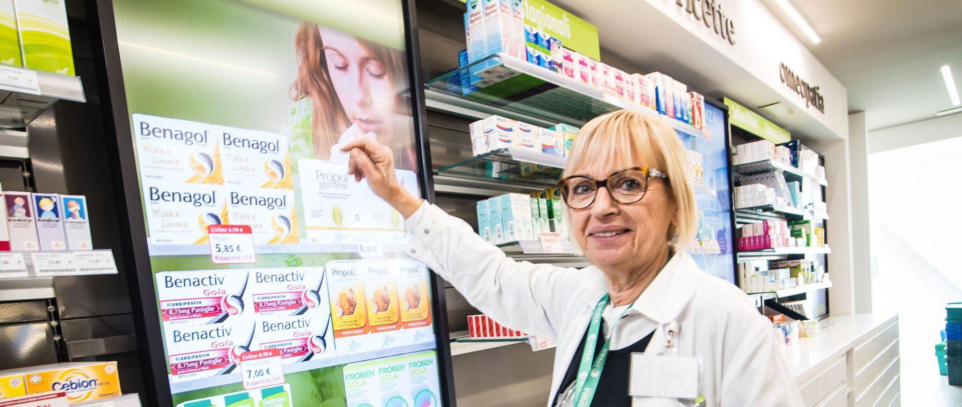Inaugurazione della nuova Farmacia della Stazione di Imola